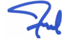 Fred' signature